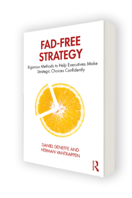 Fad-Free Strategy book